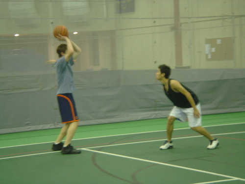 Basketball Shot 6