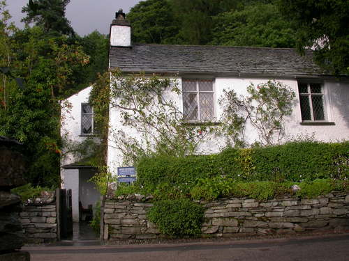 Dove Cottage, Grasmere UK