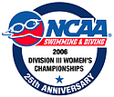2006 NCAA Division III Women's Swimming & Diving Championships