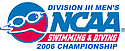 2006 NCAA Division III Men's Swimming & Diving Championships