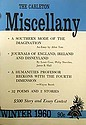 The Carleton Miscellany