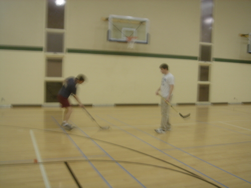 Floor Hockey #2