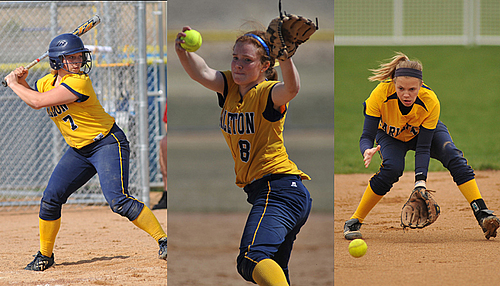 Softball 2013 All-MIAC Selections: Ramey, Davis, and Parsons