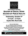 Brown School - Master of Social Work and Master of Public Health