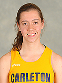 Becca Wiersma, women's track and field