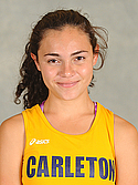 Prombie Silverman, women's track and field