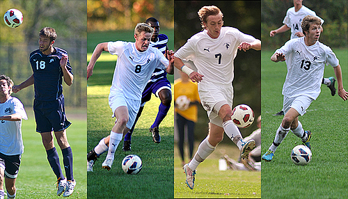 All-MIAC Awards, men's soccer