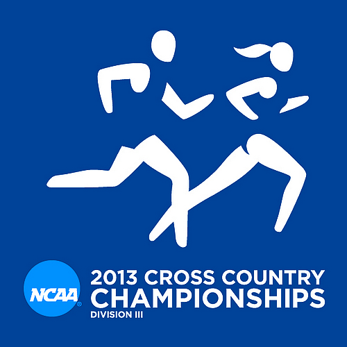 2013 NCAA Cross Country Championships logo (square)