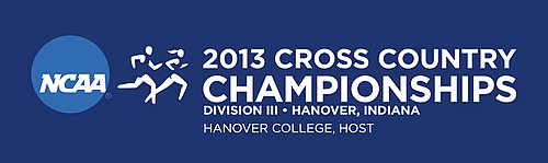 2013 NCAA Cross Country Championships logo (banner)
