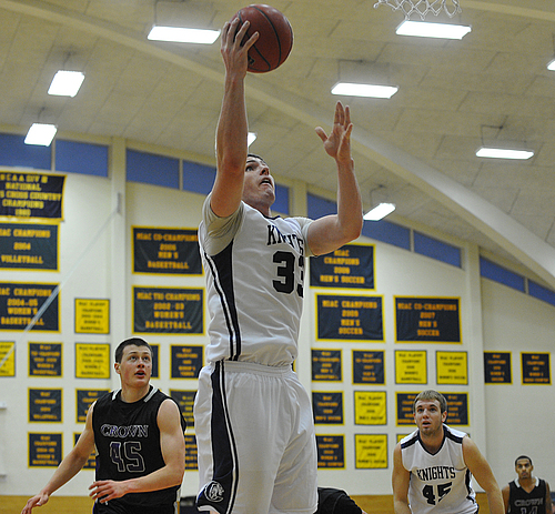 MIAC Friday Feature: Carleton's Taylor Hanson and His Incredible Journey | Varsity Athletics ...