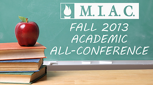 MIAC Academic All-Conference Fall 2013