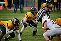 Mason Schnarr, football action