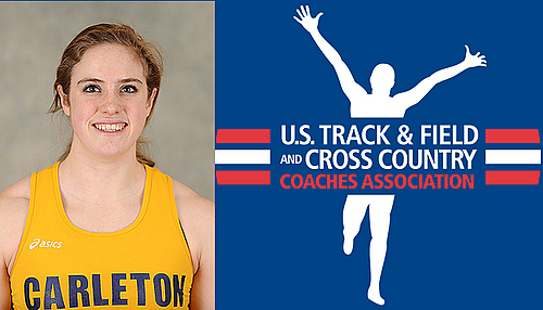 Amelia Campbell, USTFCCCA AOY image