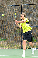Christian Nagy, men's tennis action
