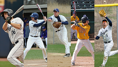 Baseball, All-MIAC image 2014