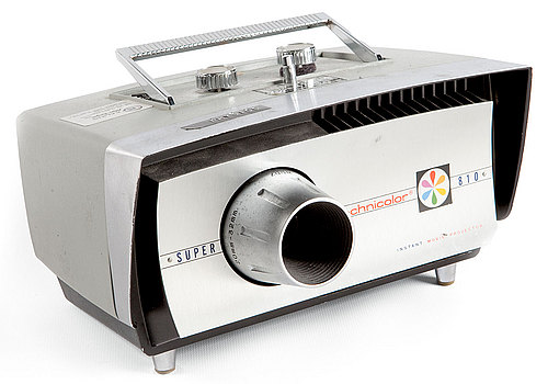 instant movie projector