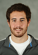 Gunnar Teigen, men's swimming headshot