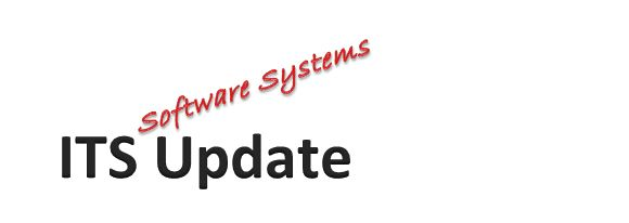 ITS Software Systems Update Logo