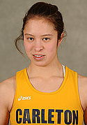 Claire Trujillo, women's track and field
