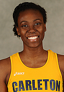 Damali Britton, Women's Track and Field