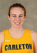 Emma Grisanzio, women's track and field