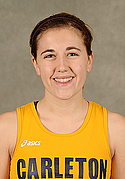 Emma Vinella-Brusher, women's track and field
