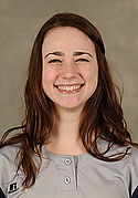 Nicole Magats, women's softball headshot