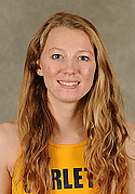 Reilly Simon, women's track & field headshot