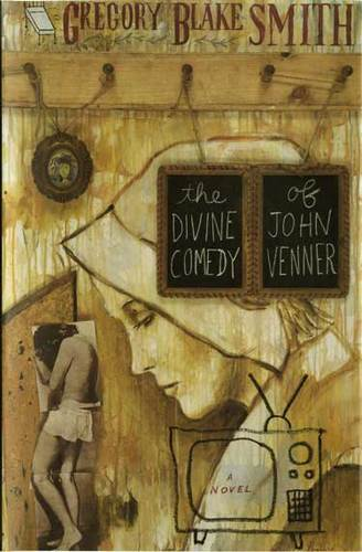 Divine Comedy of John Venner Dustjacket
