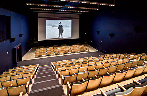 Cinema in the Weitz Center for Creavity