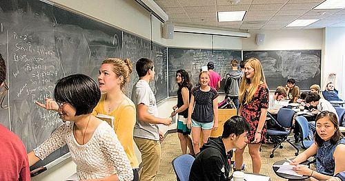 Department Overview   Mathematics and Statistics   Carleton College