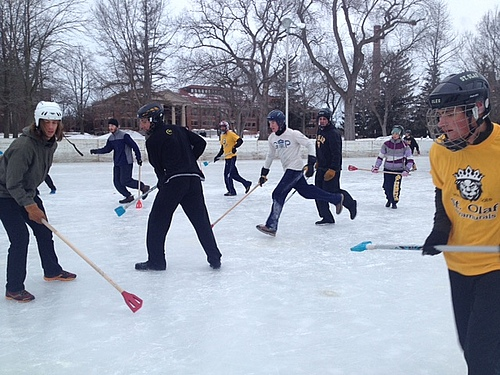 Broomball 4