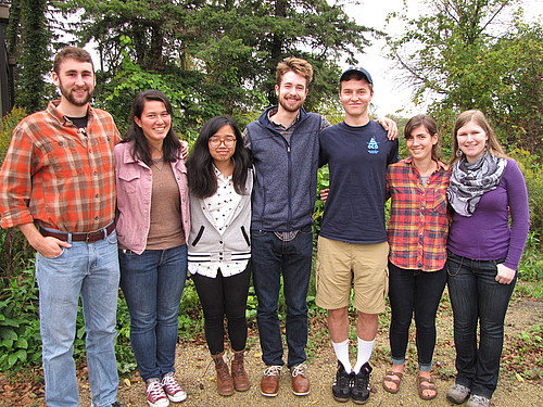 2015-2016 Student Naturalists