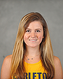 Senya Combs, women's cross country