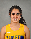 Sarah Nazarino, women's cross country