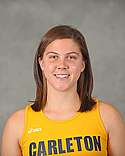 Nicole Nipper, women's cross country headshot, 2015