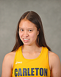 Claire Trujillo, Women's Cross Country
