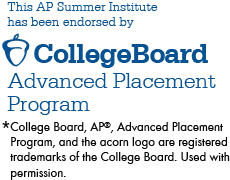 College Board logo + info