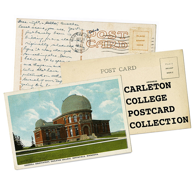 Archival postcards