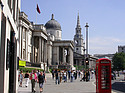 National Gallery and St. Martin-in-the-Fields
