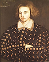 Christopher Marlowe. Maybe.