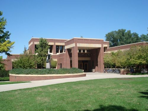 Lawrence McKinley Gould Library