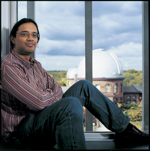 Physics Professor Arjendu Pattanayak