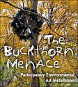 Buckthorn Menace Banner -- Small