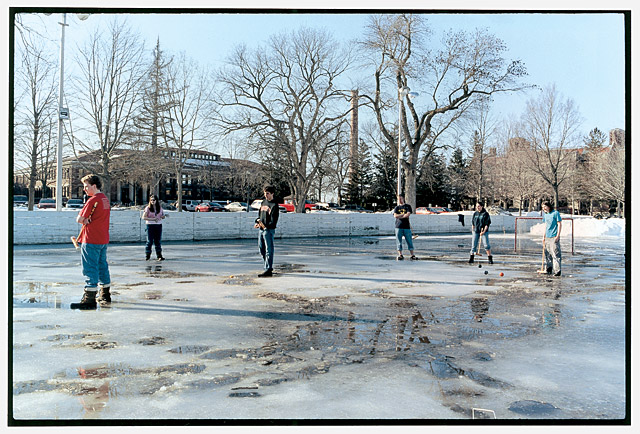 Ice Croquet, Bald Spot