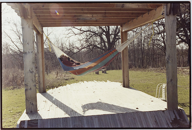 Hammock at Farm House