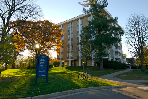carleton college  campus photos  residence halls and houses  watson hall