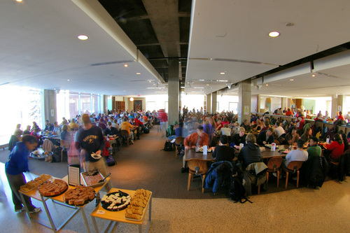 East Dining Hall
