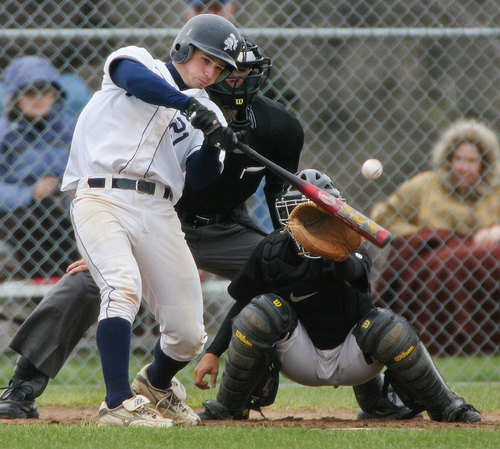 The Carleton Baseball team is one of the many varsity teams concerned with budget restrictions.