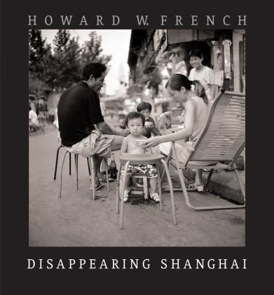 Disappearing Shanghai